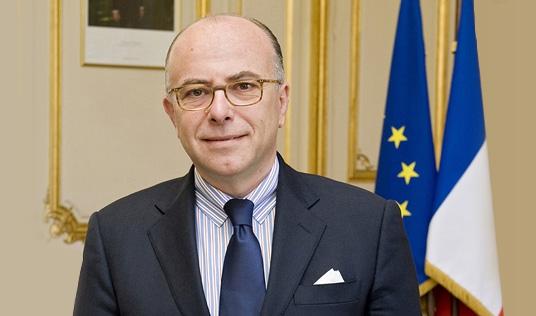 Visite au Maroc de M. Bernard Cazeneuve, ministre de l\'Intérieur ...